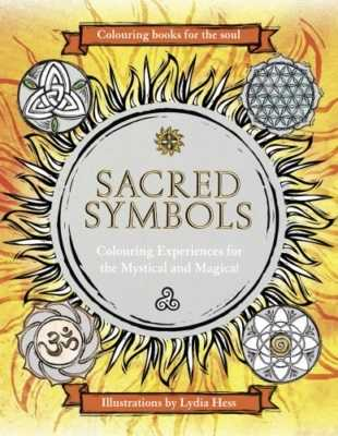 Sacred Symbols – Colouring Books for the Soul