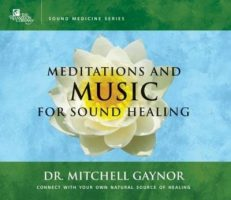 Meditations And Music For Sound Healing – CD