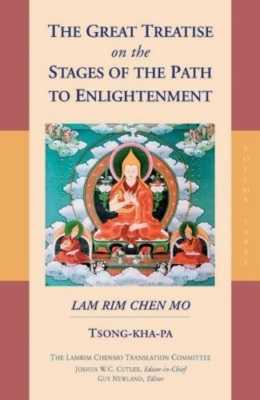 The Great Treatise on the Stages of the Path to Enlightenment v3.