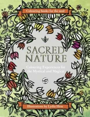 Sacred Nature – Colouring Books for the Soul