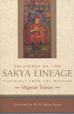 Treasures Of The Sakya Lineage