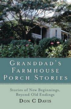 Grandad`s Farmhouse Porch Stories
