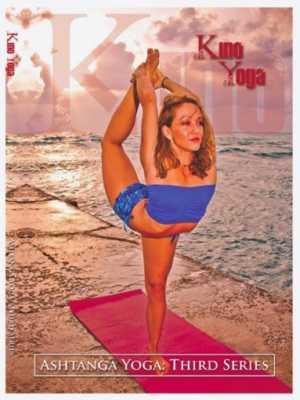 Ashtanga Yoga Third Series DVD
