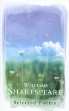 Selected Poems – William Shakespeare