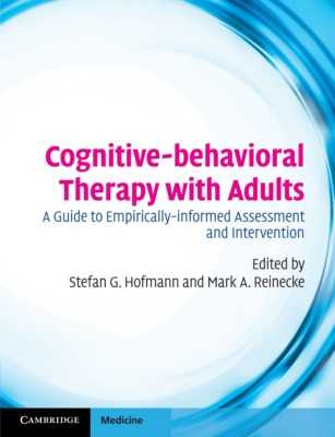 Cognitive-behavioral Therapy with Adults
