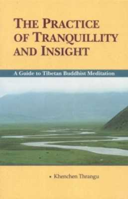 Practice of Tranquility and Insight