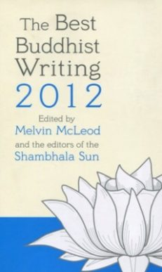 The Best Buddhist Writing 2012
