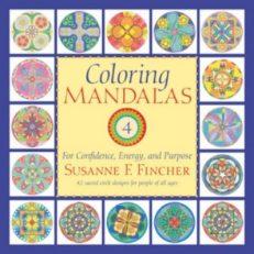 Colouring Mandalas 4