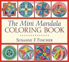 The Mini Mandala Colouring Book
