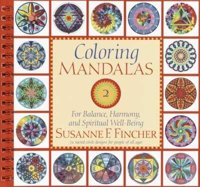 Coloring Mandalas Vol 2