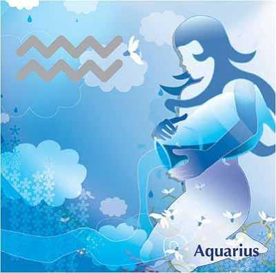 Love Sign Cards – Aquarius