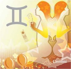 Love Sign Cards – Gemini