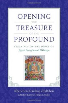 Opening the Treasure of the Profound