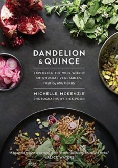 Dandelion and Quince
