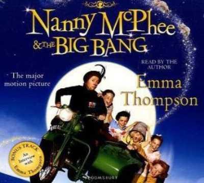 Nanny McPhee and the Big Bang – Audiobook