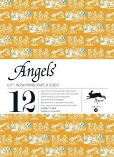 Angels Gift Wrapping Paper Book