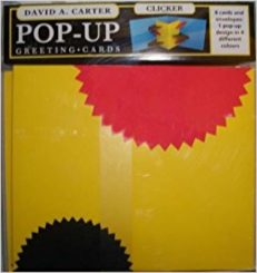 Pop-Up Greeting Cards: Clicker