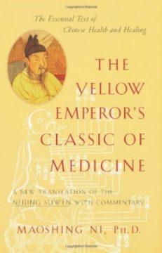 The Yellow Emperor`s Classic of Medicine