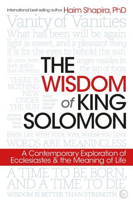 Wisdom Of King Solomon, The