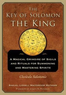 Key Of Solomon The King – New Edition