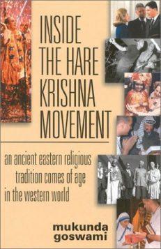 Inside The Hare Krishna Movement