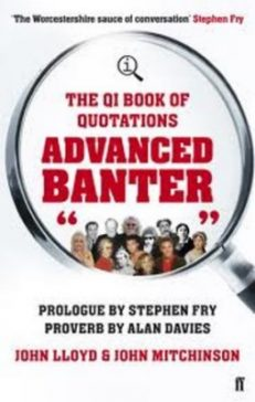 The QI Book Of Quotations