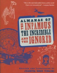 Almanac Of The Infamous, The Incredible And The Ignored
