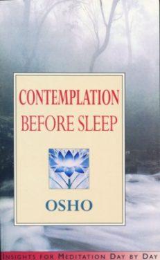 Contemplation Before Sleep