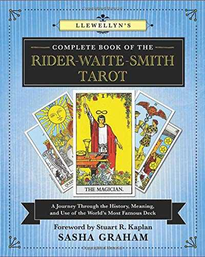 Llewellyn`s Complete Book Of The Rider-Waite-Smith Tarot