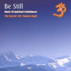 Be Still – CD