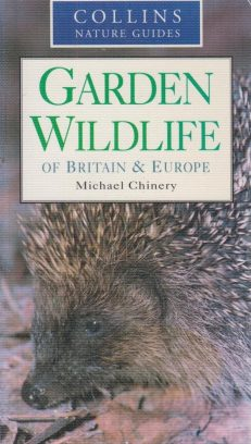 Collins Nature Guides – Garden Wildlife of Britain and Europe