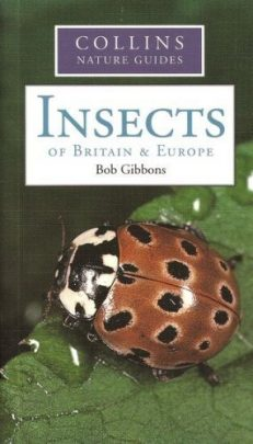 Collins Nature Guides – Insects of Britain and Europe