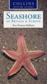 Collins Nature Guides – Seashore of Britain and Europe