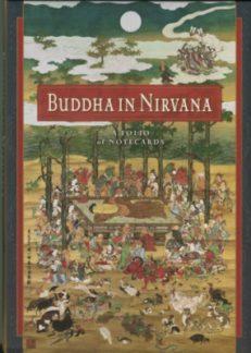 Buddha In Nirvana Notecards