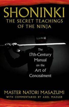 Shoninki – The Secret Teachings of the Ninja