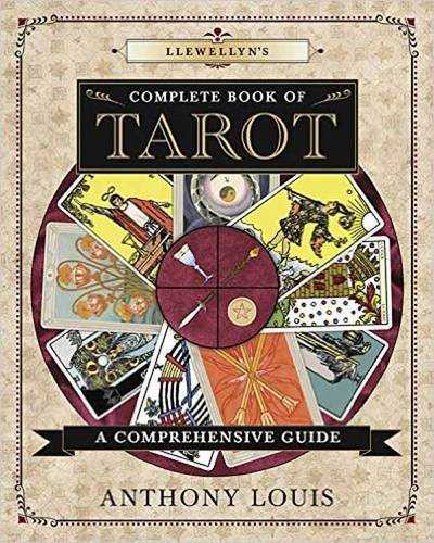 Llewellyn`s Complete Book Of Tarot