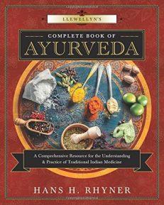 Llewellyn`s Complete Book Of Ayurveda