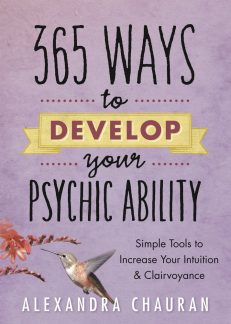 365 Ways To Develop You Psychic Ability