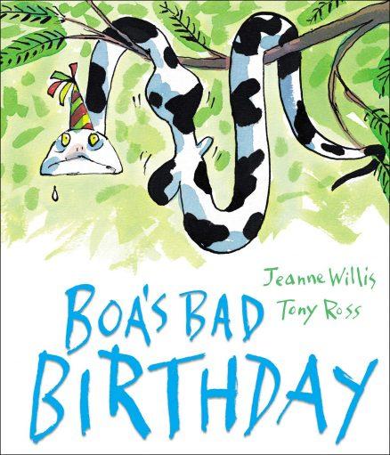 Boa`s Bad Birthday