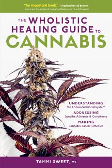 Wholistic Healing Guide To Cannabis, The