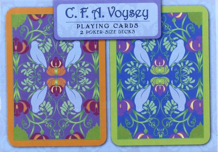 Voysey Playing Cards