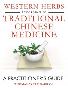 Western Herbs According To Chinese Medicine (NEW)