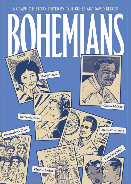 Bohemians – A Graphic History