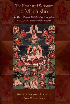 Emanated Scripture Of Manjushri, The