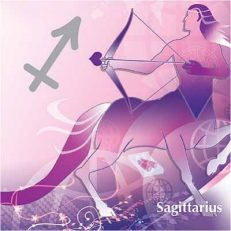 Love Sign Cards – Sagittarius